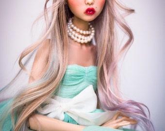 Mohawk Spirit (wig for Fashion dolls)