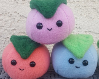 Mochi Plush - Dessert Rice Ball Plush