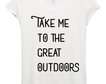 Womens white outdoors shirt - Bohemian - Womens top - art nouveau - hippie - chic- stylish - outdoors -fashion - small, medium, large, xl