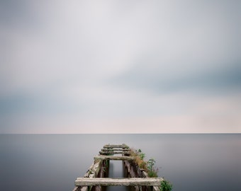 Fine Art Photography, Ireland, The Old Jetty
