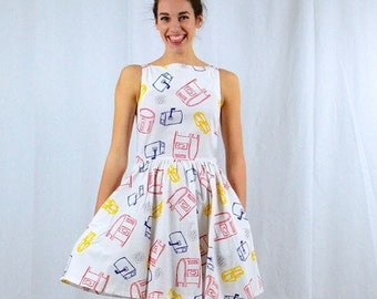 Write Me A Letter Dress