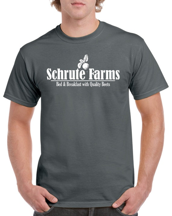 Schrute Farms Bed And Breakfast T Shirt