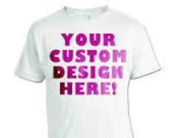 Custom Logo Add on For SD/DD 1/3 BJD Doll Shirt
