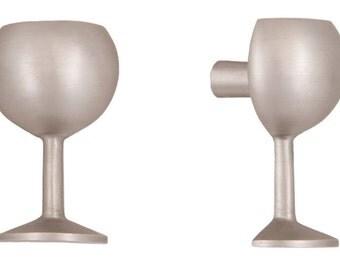 Wine Glass Cabinet Knob
