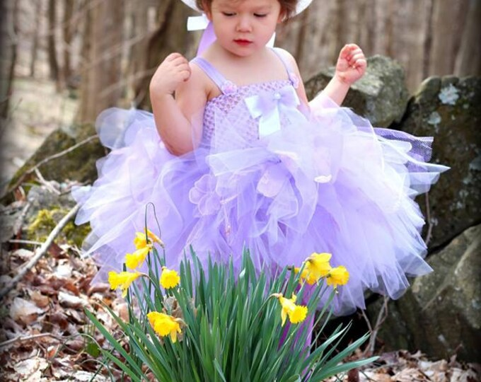 Lavender Specialty Couture Tutu