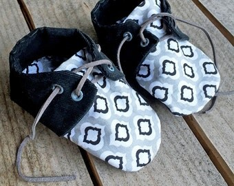 Baby Boy Shoes, Baby Oxford Shoes, Baby Oxfords, Baby Girl Shoes, Baby Booties, Soft Sole Baby Shoes