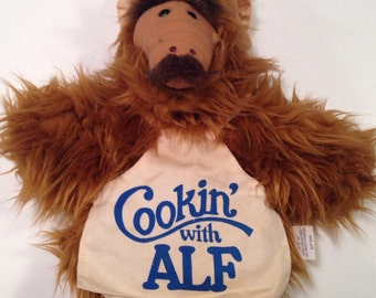 Cookin With Alf Puppet