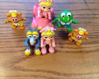 Muppet Babies Toy Lot