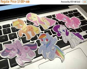 ON SALE My Little Pony: Friendship is Magic Stickers