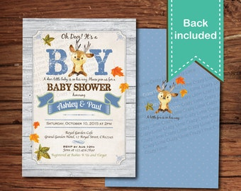 Coed baby shower Etsy