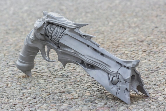 Raw Cast Destiny Thorn Hand Cannon
