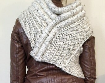 Katniss Inspired Archer Cowl