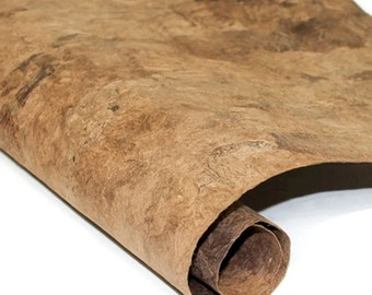 Amate Bark Paper from Mexico - Solid - Brown