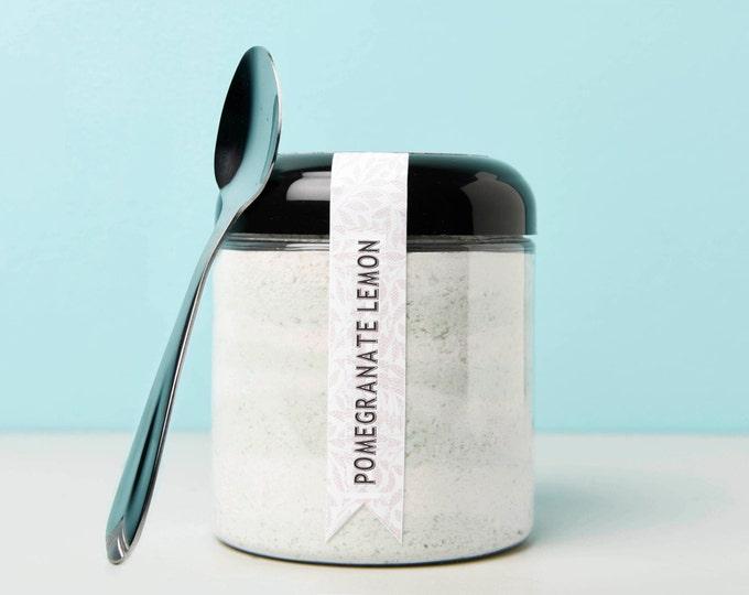 Pomegranate Lemon Bath Powder