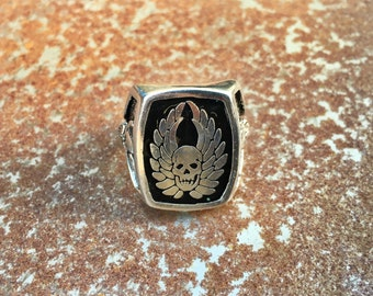 DeathProof biker ring