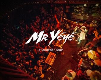 """Pandemic Tour"" Photo book, Mr Yang + Album ""Dark Cabaret"""