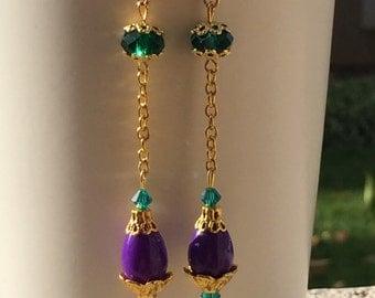 Easter Sunset Earrings