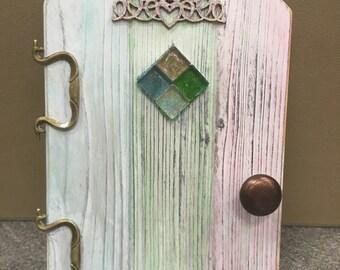 Pastel faerie door
