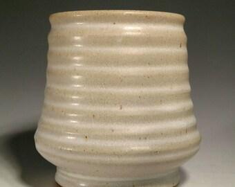 White Matt Cup