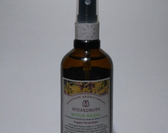 Organic Witch Hazel Floral Water