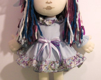 Cloth doll 19 inches