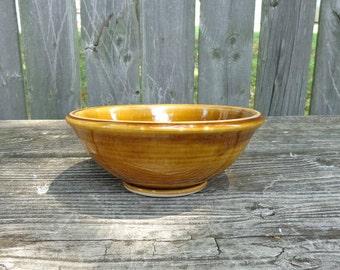 Honey Glazed, Bowl