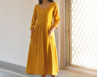 Sunshine boho dress