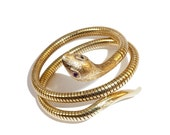 RESERVED FOR TRACEY 2/3 snake bracelet