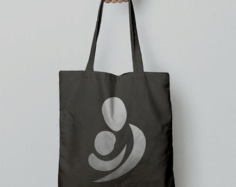 I Love You - Canvas Tote Bag