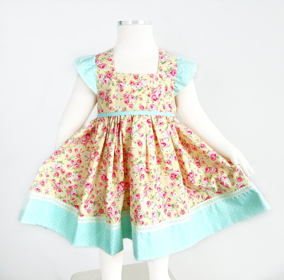 12 to 18 month Girls Clothing Baby Girl Floral Dress