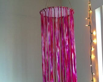 Custom Order 100% Recycled Handmade Hanging Baby Mobile/Nursery Decor