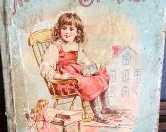 Antique Book: Nursery Stories 1893