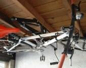 Hide-A-Ride Ceiling Bike Rack.  Sale!!!