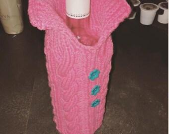 Wine Bottle Cozy