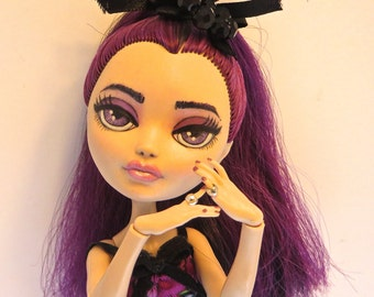 Ever After High Repaint Custom RAVEN