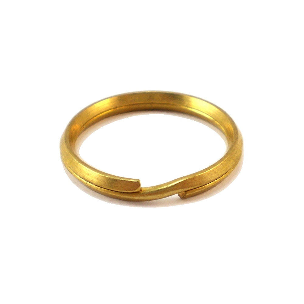 how to make a brass ring