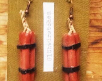 Dynamite Earrings