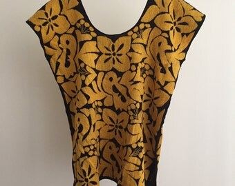 Gold Otomi Blouse