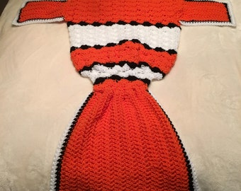 Sale! Crochet Nemo Blanket