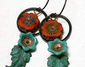 Bohemia -- earrings