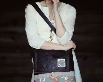 Messenger Bag PDF Sewing Pattern