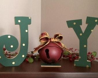 Jingle bell Joy, standing