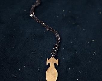 Star Trek Voyager Necklace, Voyager Gift Idea, Star Trek Jewelry