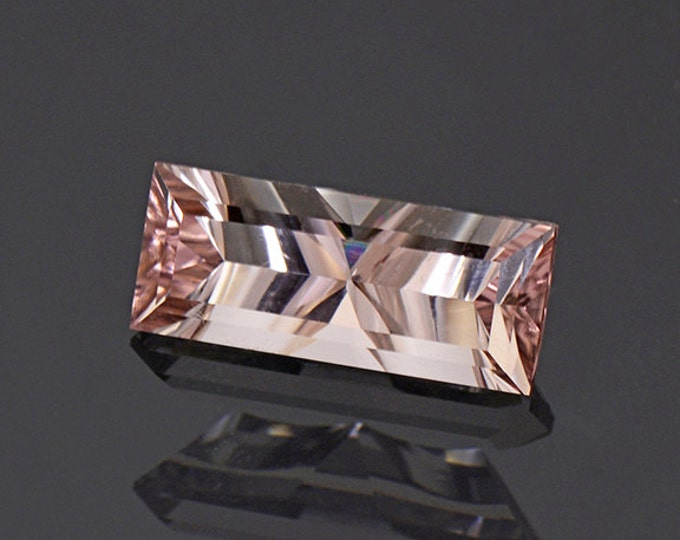 UPRISING SALE! Concave Cut Pink Tourmaline Gemstone from Afghanistan 2.00 cts.