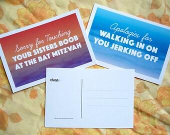 Empathy Postcard Pack Pt. 1