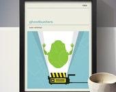 Ghostbusters Movie Poster, Movie Print, Film Print, Film Poster