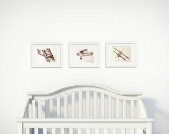 Boys Nursery Art - Nursery Art -Boys Room Art - Nursery Decor - Boys Nursery Decor - Boys Room Decor