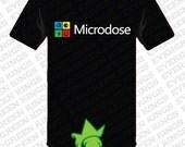 Microdose LSD Blotter Art T Shirt