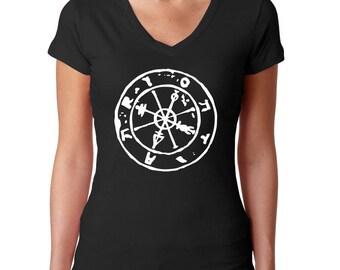 Tarot Shirt - Occult Shirt - Magic Shirt - Tarot Tshirt - Witch Shirt - Death Shirt - Goth Shirt - Tarot Tee - Tarot Clothing