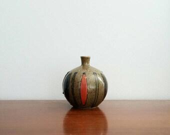 Japanese vintage weed pot vase